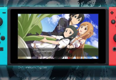 Sword Art Online:Hollow Realization Deluxe Edition Arrives On Switch In The West This Spring