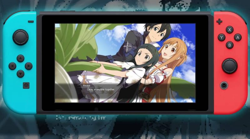Sword Art Online: Hollow Realization Deluxe Edition Nintendo Switch