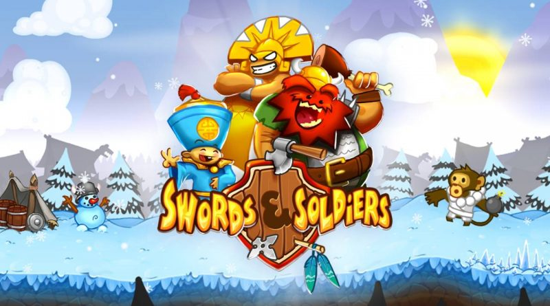 Swords & Soldiers Nintendo Switch, Swords and Soldiers 2 Shawarmageddon