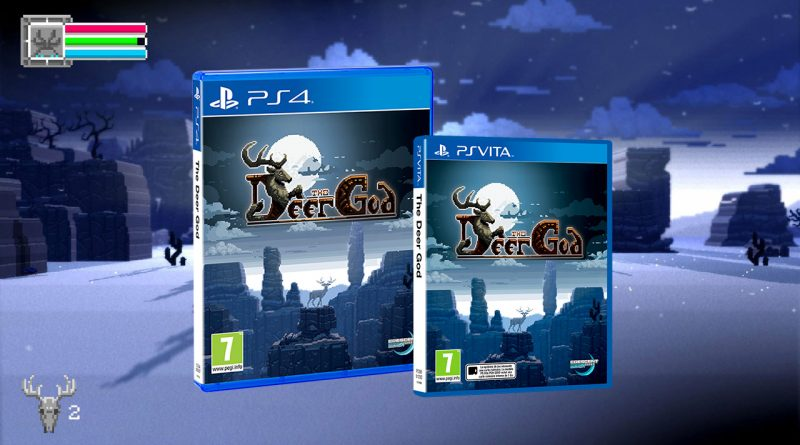 The Deer God PS Vita PS4