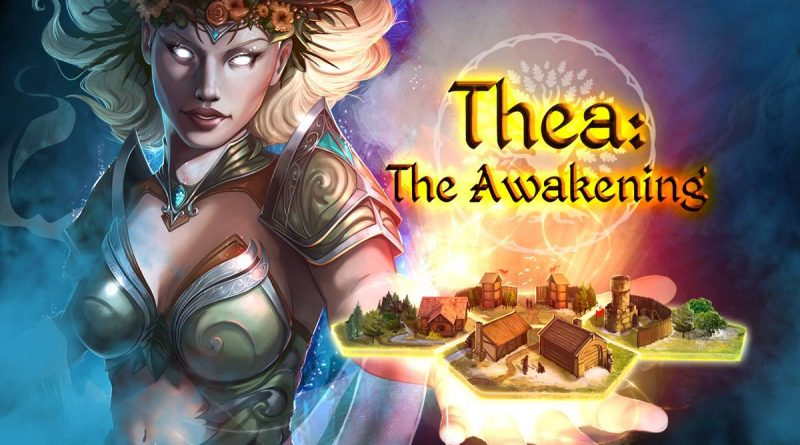 Thea: The Awakening Nintendo Switch