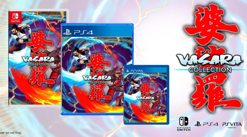 Vasara Collection PS Vita PS4 Switch