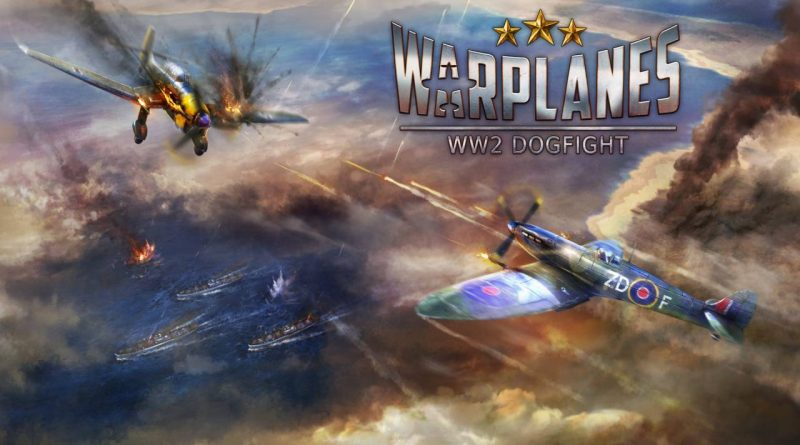 Warplanes: WW2 Dogfight Nintendo Switch