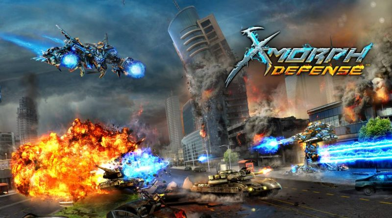 X-Morph: Defense Nintendo Switch