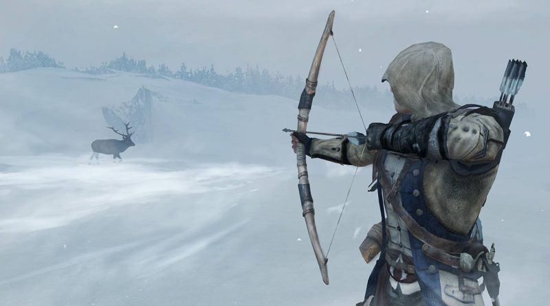 Assassin's Creed III Remastered Nintendo Switch