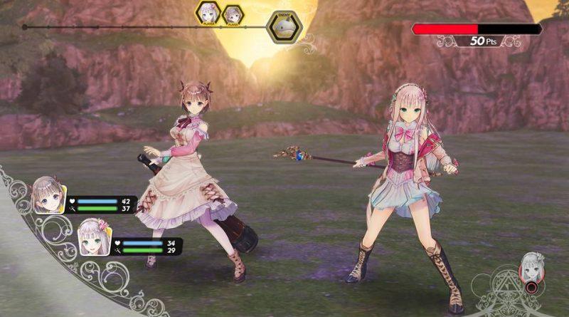 Atelier Lulua: The Scion of Arland Nintendo Switch PS4