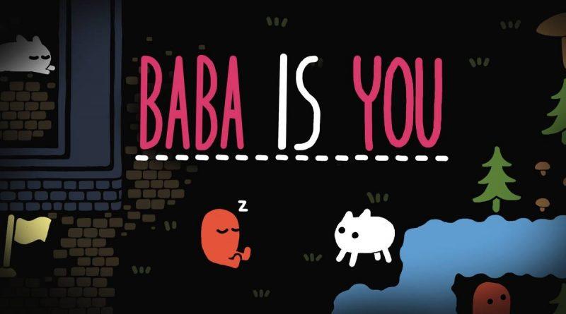 Baba Is You Nintendo Switch