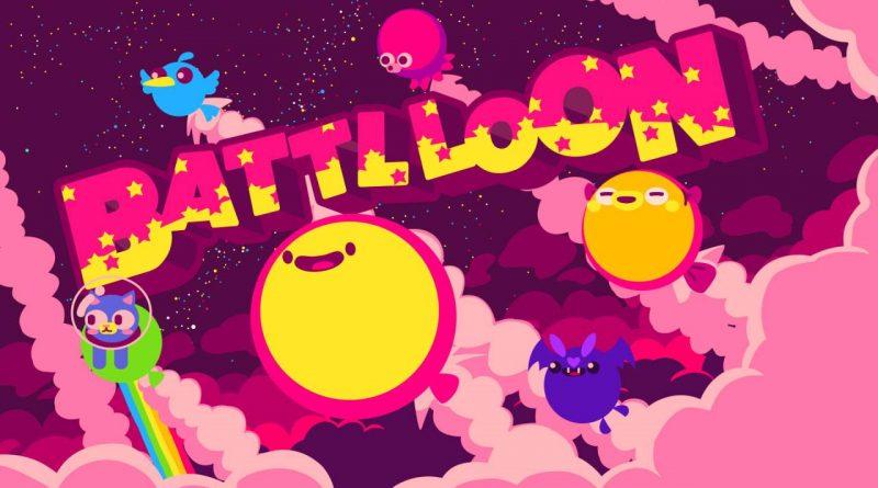 Battlloon Nintendo Switch