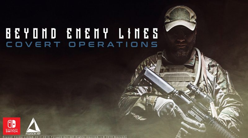 Beyond Enemy Lines: Covert Operations Nintendo Switch