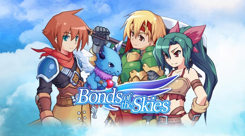 Bonds of the Skies PS Vita PS4 Switch