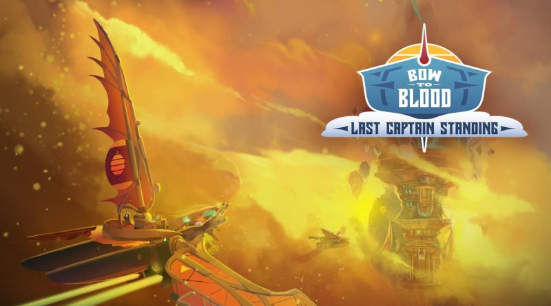 Bow to Blood: Last Captain Standing Nintendo Switch