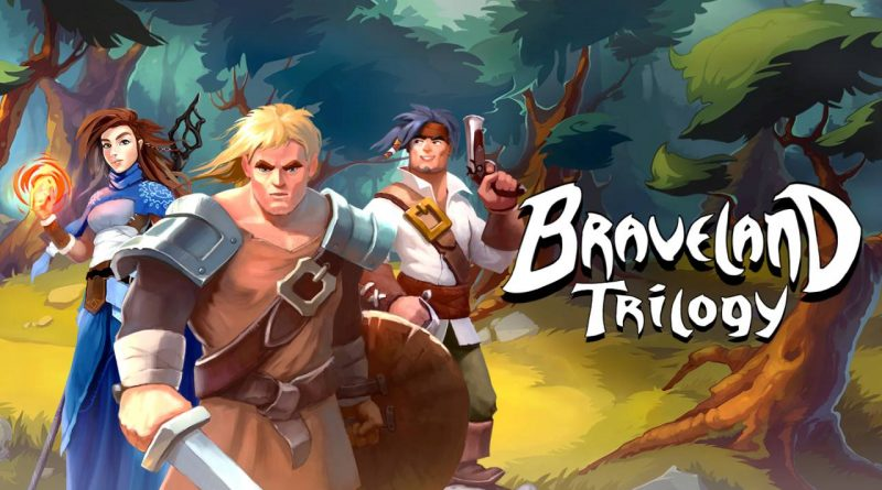 Braveland Trilogy Nintendo Switch