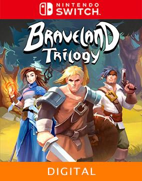 Braveland Trilogy