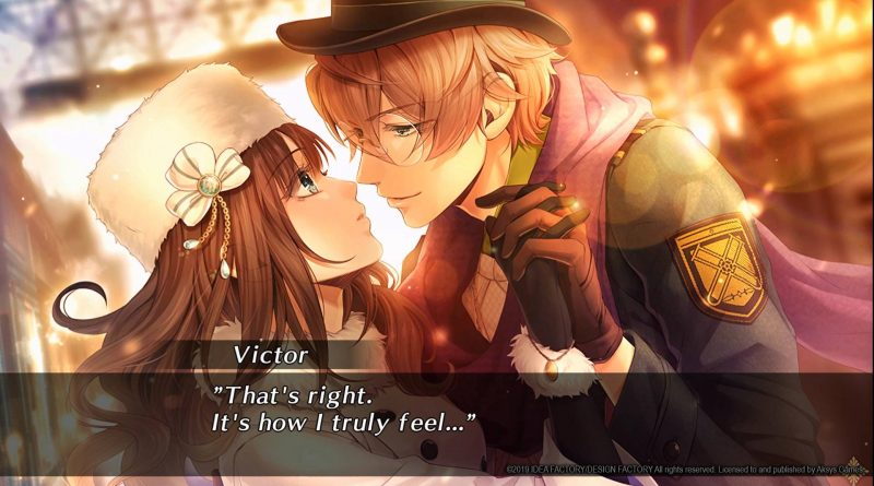 Code: Realize ~Wintertide Miracles~ Available Now For PS Vita & PS4