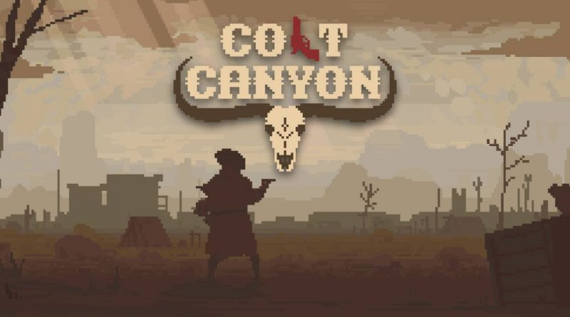 Colt Canyon Nintendo Switch