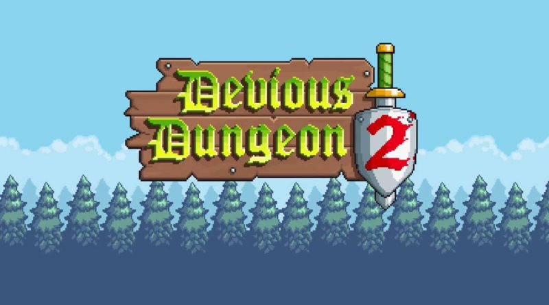 Devious Dungeon 2 PS Vita PS4 Switch