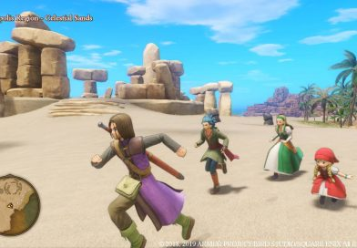 Dragon Quest XI S: Echoes of an Elusive Age: Definitive Edition Coming To Switch In Fall 2019
