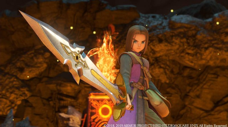 Dragon Quest XI S: Echoes of an Elusive Age: Definitive Edition Nintendo Switch