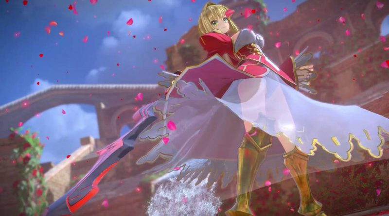 Fate/Extella Link PS Vita PS4 Switch