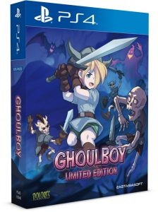 Ghoulboy PS4
