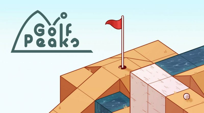 Golf Peaks Nintendo Switch