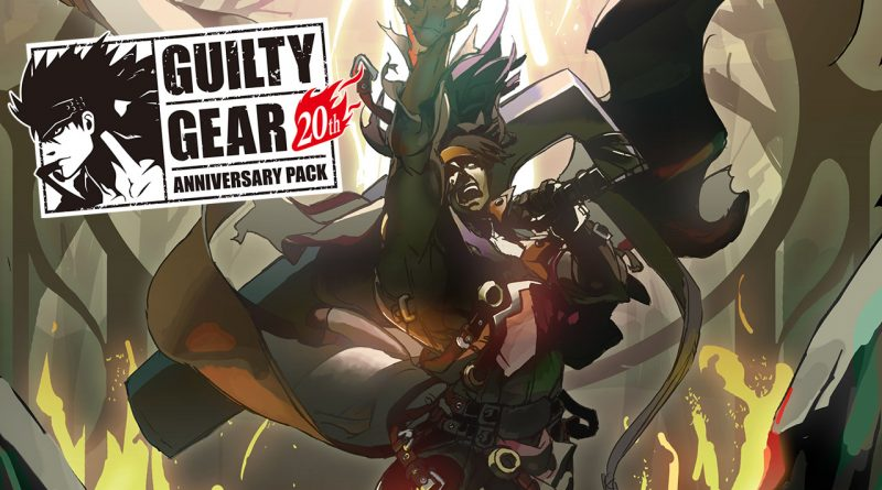 Guilty Gear 20th Anniversary Pack Nintendo Switch