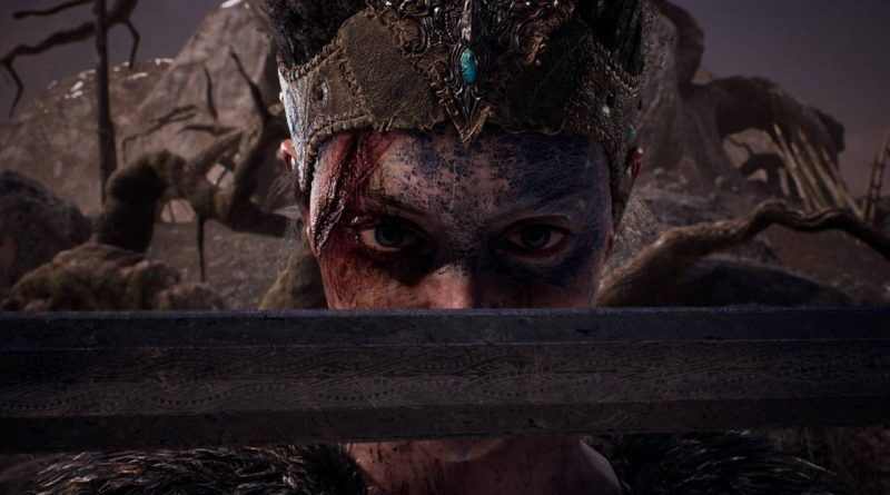 Hellblade: Senua's Sacrifice Nintendo Switch