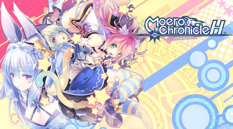 Moero Chronicle Hyper Nintendo Switch