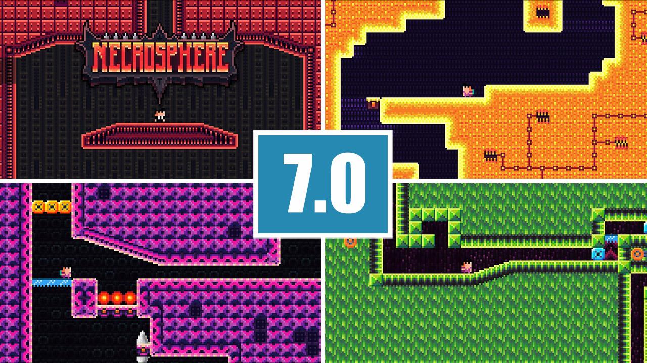 Necrosphere Deluxe PS Vita Nintendo Switch