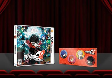 Persona Q2: New Cinema Labyrinth Coming To 3DS In The West This June