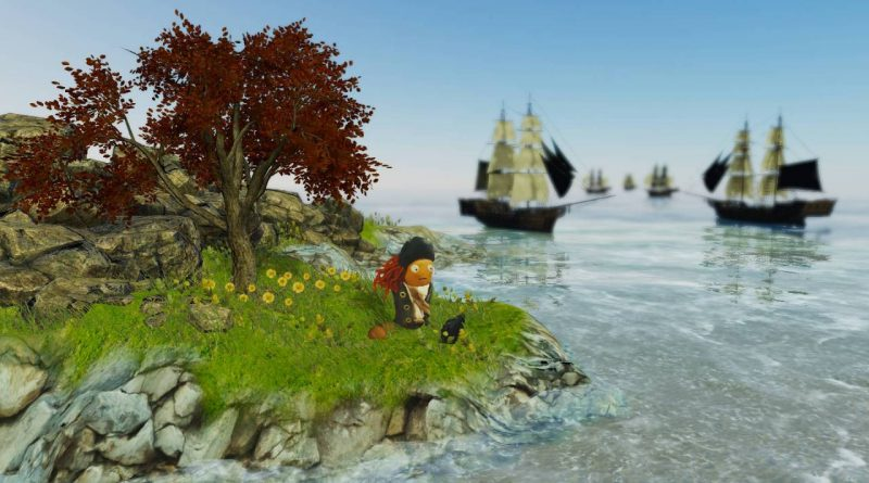 Pirates of First Star Announced For Nintendo Switch