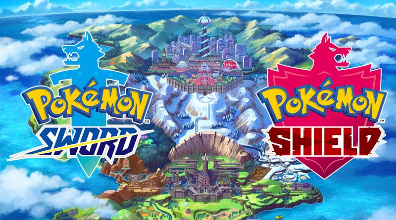Pokemon Sword Pokemon Shield Nintendo Switch