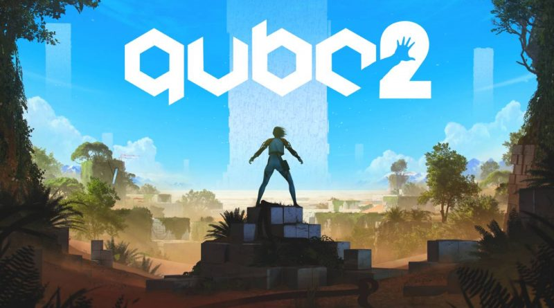 Q.U.B.E. 2 Nintendo Switch