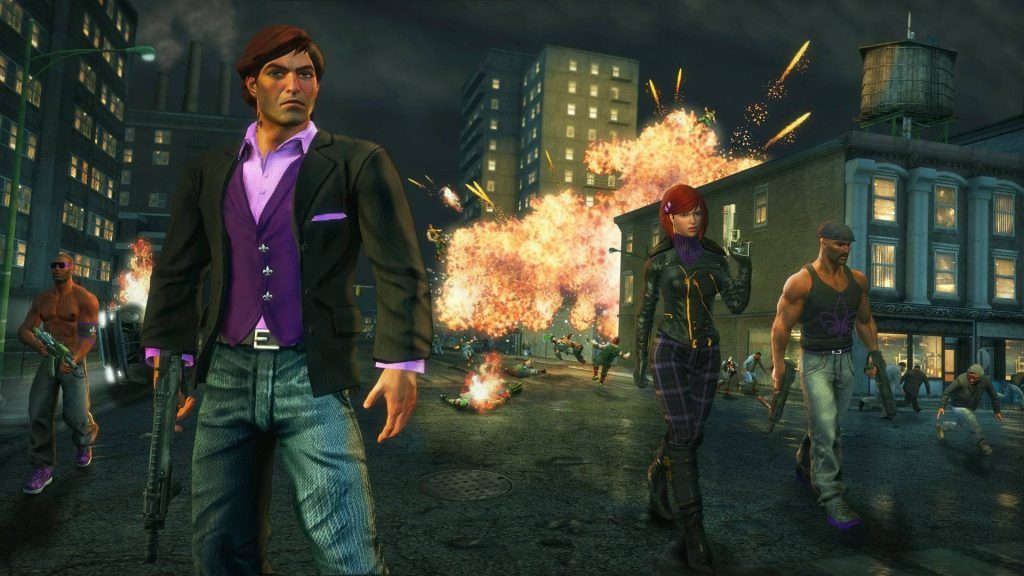 Saints Row: The Third – The Full Package Nintendo Switch