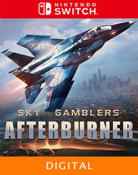 Sky Gamblers - Afterburner