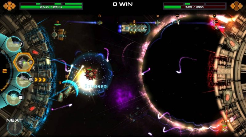 Space War Arena Nintendo Switch