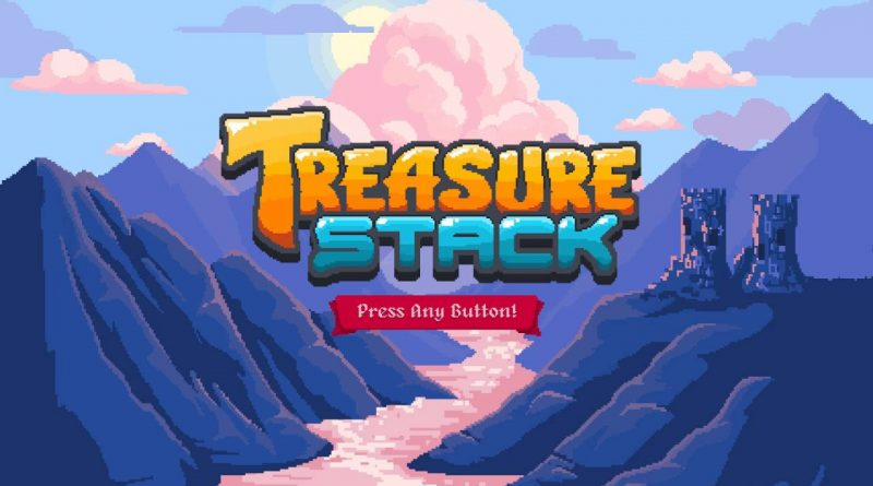 Treasure Stack Launches On Nintendo Switch March 1