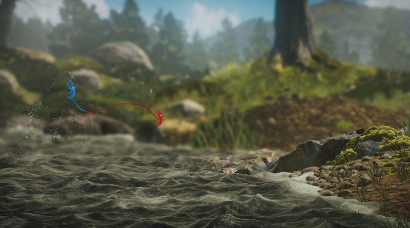 Unravel Two Nintendo Switch