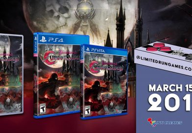 Bloodstained: Curse of the Moon Physical Versions Announced For PS Vita, PS4 & Switch