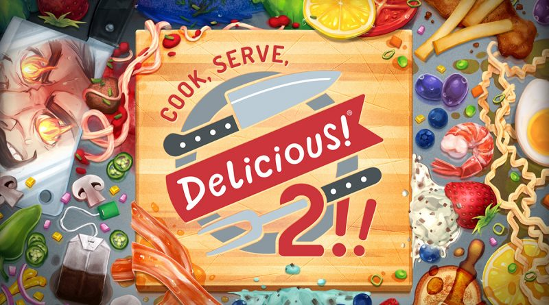 Cook, Serve, Delicious! 2!! Nintendo Switch