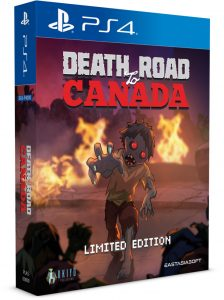 Death Road to Canada Limited Edition PS4