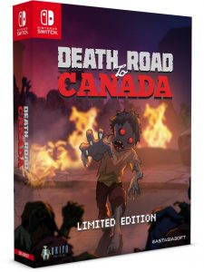 Death Road to Canada Limited Edition Nintendo Switch