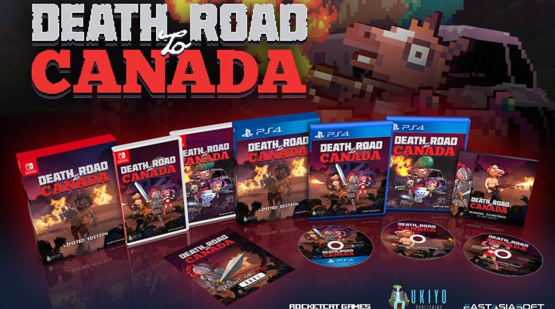 Death Road to Canada Physical Release Announced For Switch & PS4