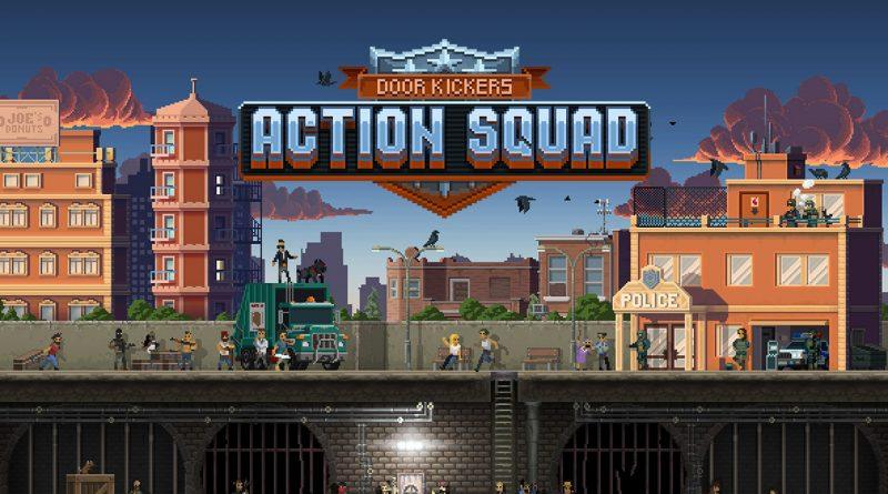 Door Kickers: Action Squad Nintendo Switch