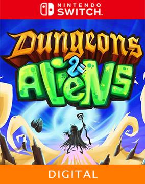 Dungeons & Aliens