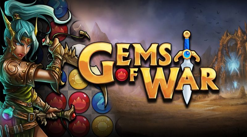 Gems of War Nintendo Switch