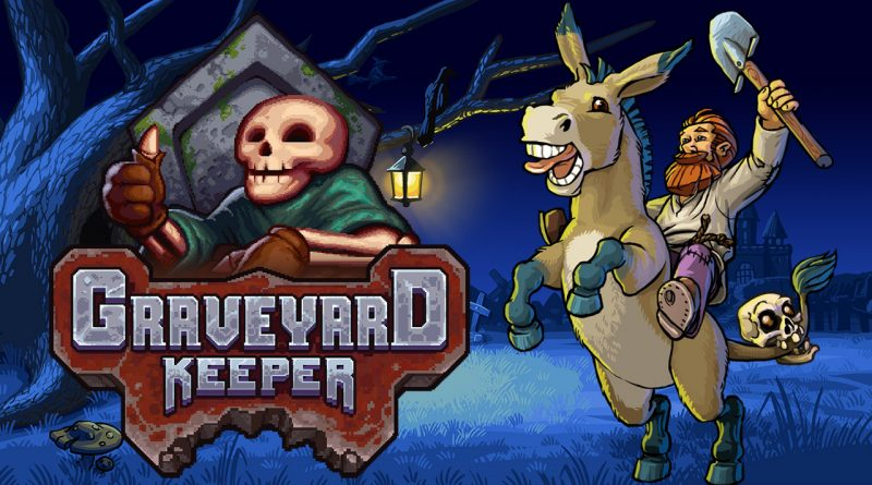 Graveyard Keeper Nintendo Switch