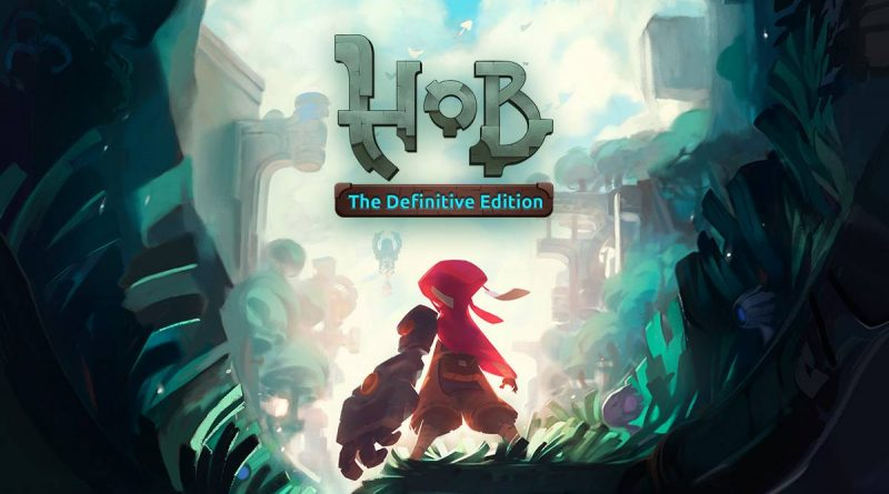 Hob: The Definitive Edition Nintendo Switch