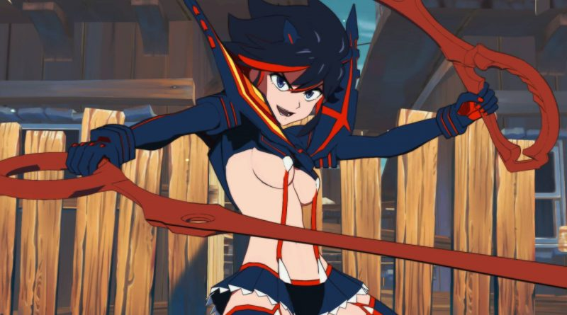 Kill la Kill - IF Nintendo Switch PS4