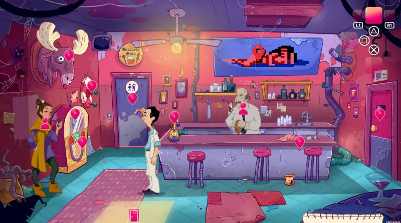Leisure Suit Larry: Wet Dreams Don't Dry Nintendo Switch
